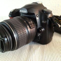 Nikon D50 Bj. 2006 6 Megapixel