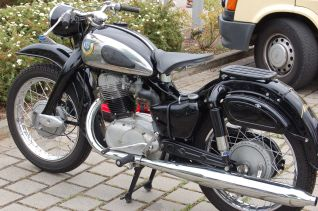 NSU Lux BJ 1951