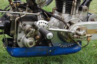 Sarolea OHV Supersport BJ 1925