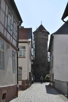 Diebsturm an der Stadtmauer