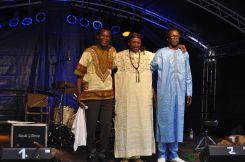 Malick Pathé Sow Trio