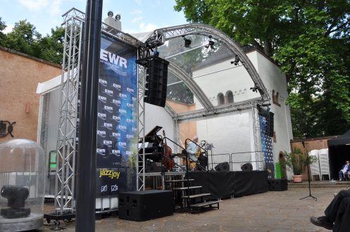 Jazz & Joy - The Bassfest Swing Trio feat. Emil Mangelsdorff