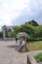 Rahmenbau - Kunstwerk der Gruppe Haus-Rucker-Co
