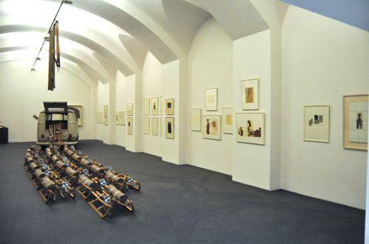 Joseph Beuys - das Rudel 1969