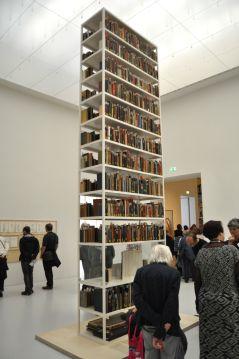 Maria Eichhorn - Bibliothek der geraubten Bücher