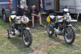 2x NSU Sportmax 251 RS