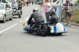 BMW Kneeler