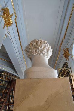 Goethes Hinterkopf